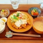食堂カフェ ユズノハ - ユズノハごはん…1,100円