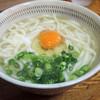 飛鳥うどん - 料理写真:月見うどん 470円