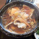 讃岐の香り 石川うどん - 肉汁
