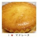 青柳 - 土佐ジロー卵のマドレーヌ(≧∇≦)