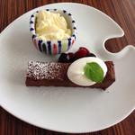 KINARI - デザートのガトーショコラ
