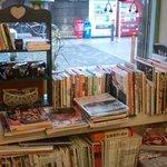 ロッキーハウス - 本、雑誌、マンガなどがいっぱいあり時が経つのを忘れつい読みふけってしまいます