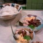 ロッキーハウス - お鶏飯です