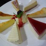 FORMA - 大阪チーズケーキプレート