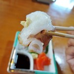寿司割烹 俵寿し - 関門ダコが美味しいです