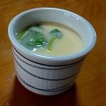 寿司割烹 俵寿し - 茶碗蒸し