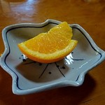 寿司割烹 俵寿し - フルーツ