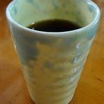 寿司割烹 俵寿し - コーヒー