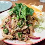タイ東北料理イサーンキッチン - スップノーマイ