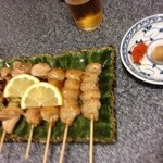 鶏料理 川 -