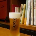 28376250 - 二階限定、生ビール(中 600円)