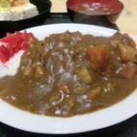 やき肉太郎 - カツカレー