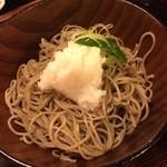 加賀上杉 - おろし蕎麦は田舎系