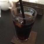ビーグル カフェ - アイスコーヒー