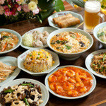 成久中国料理 - 料理写真:一品料理から麺類、点心など