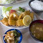大松屋食堂 -