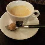 28386834 - セットドリンクのホットコーヒー