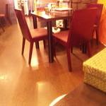 kanakoのスープカレー屋さん - うんとオサレです