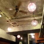 kanakoのスープカレー屋さん - 雰囲気イイです