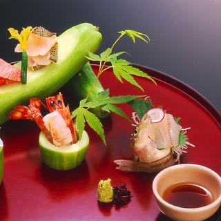 新鮮食材☆漁港直送の最高鮮度をお愉しみ下さい
