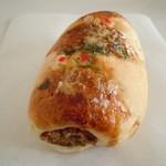 ベーカリー 西念 - 焼きそばパン170円(外税)たまご、乳製品不使用。
