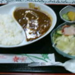 キッチンなかよし - ハヤシライス ¥800