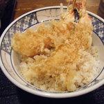 恵比寿庵 - 天丼