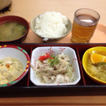 尼崎市役所 職員食堂 - 和定食(400円)