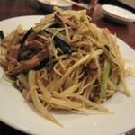 香園 - 黒酢冷麺