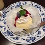 28391188 - かわいいチーズケーキ(^◇^)