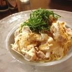 オステリア グラート - 冷しゃぶパスタゆずポン酢風味 ¥990