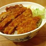 桔梗家 - ソースかつ丼
