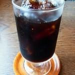 若生 - アイスコーヒー¥500(加糖でした)