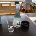 宮川 - 菊水とグラス