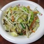 味良久 - 野菜炒め