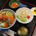 菊や - 料理写真:限定5食 海鮮丼