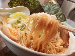 ブッチャー - ワイルドブッチャー麺