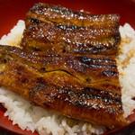 川淀 - 鰻丼(上)