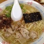 天郷食堂 - ラーメン350円
