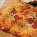 さくら水産 - マルゲリータピザ421円