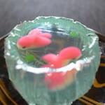 幸楽屋 - 金魚鉢。