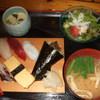 さかな道楽 - 料理写真:本日のにぎり¥999
