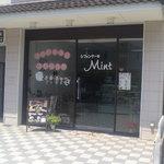 シフォンケーキ Mint -