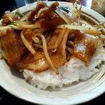 つるりん - 小豚丼