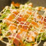 食楽幸房 - 本日の魚で カルパッチョ