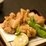 食楽幸房 - 地鶏 竜田揚
