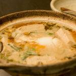 食楽幸房 - かつお風味 肉豆腐