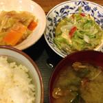 28401123 - 日替わり定食500円
