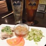 上海廊 - 前菜3種盛り合わせ