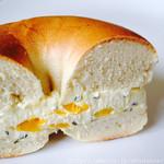 BAGEL STANDARD - マンゴーミントクリームチーズ